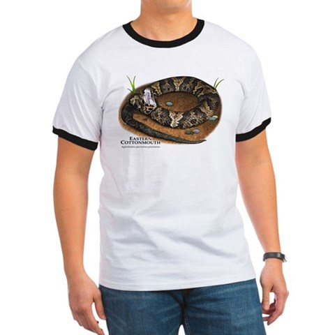 Product Image of Eastern Cottonmouth Ringer T