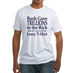 Bush Lousy T-Shirt (Made in the USA)