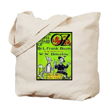 Wonderful Wizard of Oz Tote Bag | Wonderful Wizard of Oz Clothing | Wizard of Oz T-Shirts