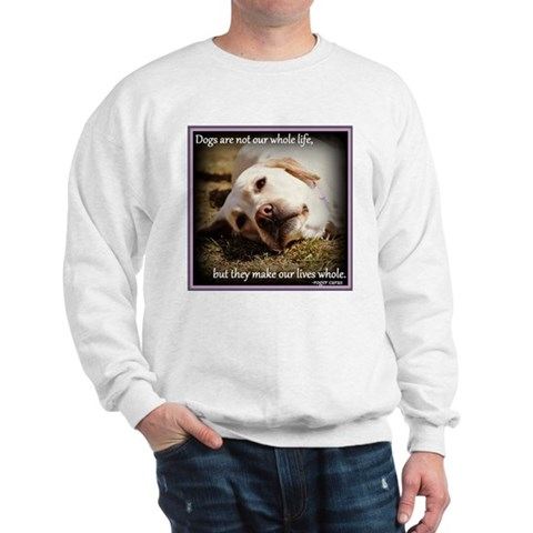Product Image of Make Our Lives Whole Sweatshirt