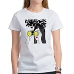 Girl with sun T-Shirt