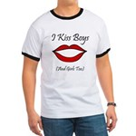 I Kiss Boys (and girls too) Ringer T