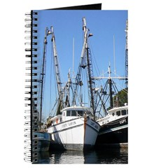 Shrimp Fishing Boats