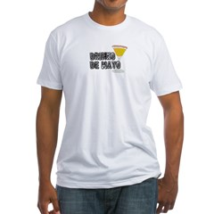 Drinko de Mayo Fitted T-Shirt
