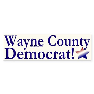Wayne County Democrat!