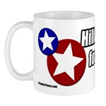 Hillary Clinton for President Mug