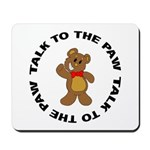 Brown Bear Mousepad