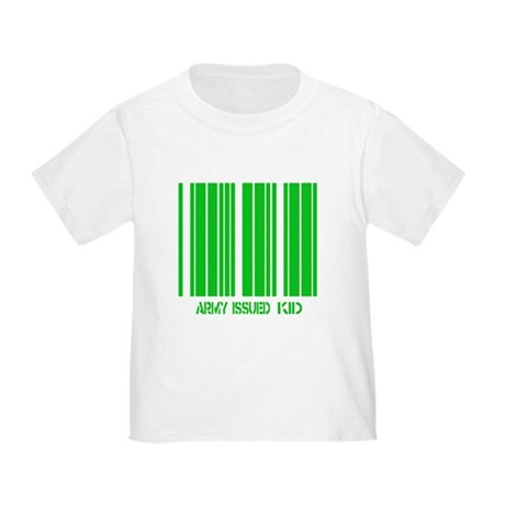 Army Issued Kid Infant/Toddler T-Shirt