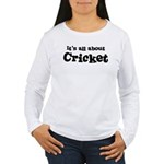 All about Cricket