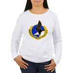 Army-101st-Airborne-Di Women's Long Sleeve T-Shirt