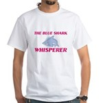 The Blue Shark Whisperer T-Shirt