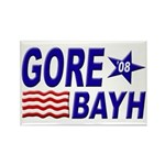 Gore-Bayh '08 Rectangle Magnet