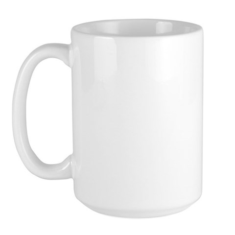 Calliope Mug Hummingbird Large Mug by CafePress