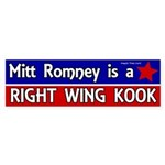 Mitt Romney Right Wing Kook 2008