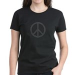 Peace Women's Dark T-Shirt