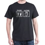 Problem Solution Sewing T-Shirt