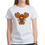 8bit lobster calico Tee