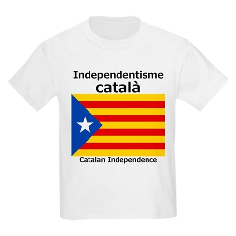 Product Image of Catalan Independence (F and B) T-Shirt