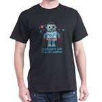 Robot Geared Up 1st Grade T-Shirt