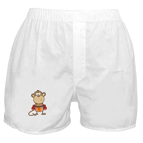 Boxing Monkey Boxer Shorts