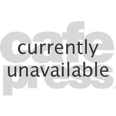 Violin Scroll Heart Teddy Bear
