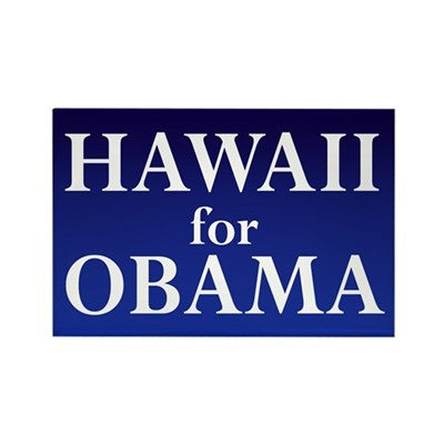 Hawaii for Obama