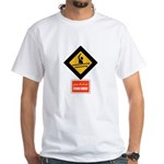 Strong Current - UAE White T-Shirt