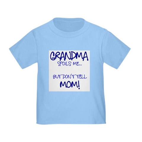 Product Image of Gma Spoils Boy Toddler T-Shirt