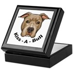 Kiss-A-Bull 1 Keepsake Box