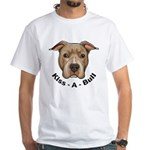 Kiss-A-Bull 1 White T-Shirt