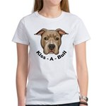 Kiss-A-Bull 1 Women's T-Shirt