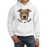 Love-A-Bull 1 Hooded Sweatshirt
