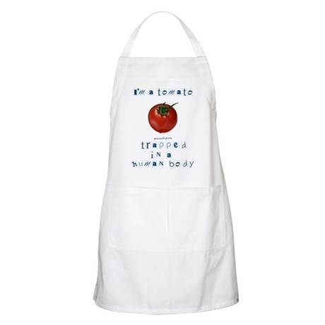 I'm a Tomato BBQ Apron
