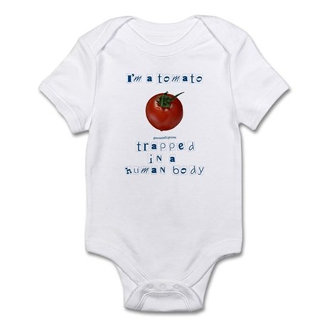 I'm a Tomato Infant Bodysuit