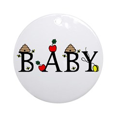 Baby Ornaments, T-Shirts And Gifts