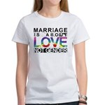 marriage is about love T-Shirt