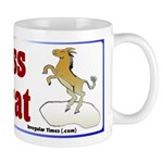 Kick Ass Democrat Coffee Mug