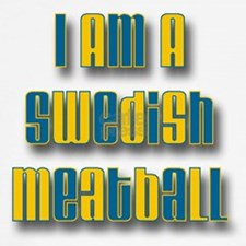 I am a Swedish Meatball Infant/Toddler T-Shirt