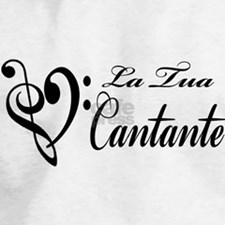 La Tua Cantante Hooded Sweatshirt