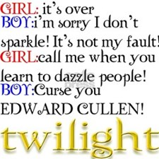 EDWARD CULLEN TWILIGHT IM Framed Panel Print