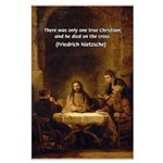 Christianity: Truth / Myth Large Poster