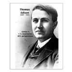 Thomas Edison: Genius Small Poster
