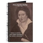 Romantic Poet Percy Shelley Journal