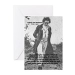 Ludwig van Beethoven Greeting Cards (Package of 6)