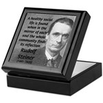 Steiner: Education School Tile Box