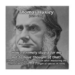 Thomas Huxley and Darwin Tile Coaster