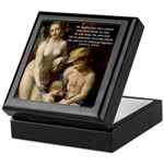 Wilson: Love Sex Correggio Tile Box