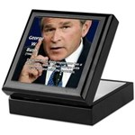 Terrorism George W. Bush Tile Box