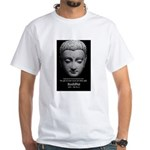 Buddhist Religion: Gift of Truth White T-Shirt