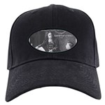 Leibniz Origins of Calculus Black Cap